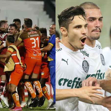 Pré-jogo: Delfín x Palmeiras