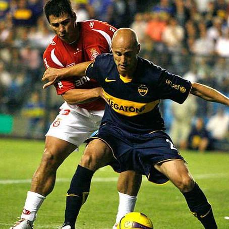 Pré-jogo: Internacional x Boca Juniors