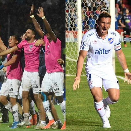 Pré-jogo: Independiente del Valle x Nacional-URU
