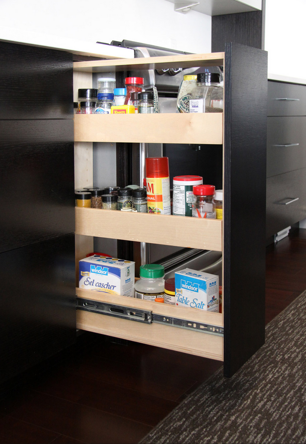 Pullout Organizer
