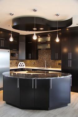Evergreen Modern Kitchen