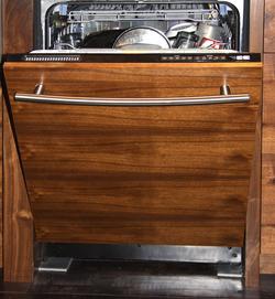 Integrated Dishwasher Panel