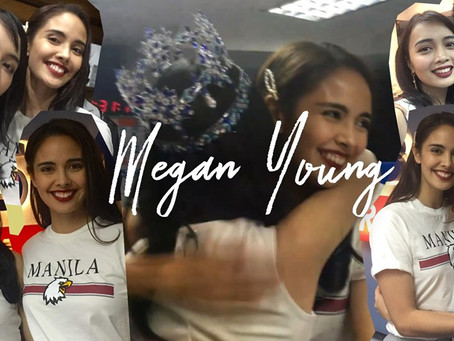 I Finally Met Megan Young!