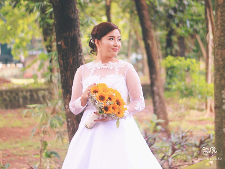 Meant to Be: My First Wedding Client Experience