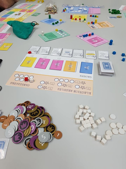 North West Playtesters 2019