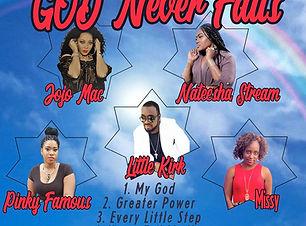 God Never Fails Riddim 2019 Nyah Bless M