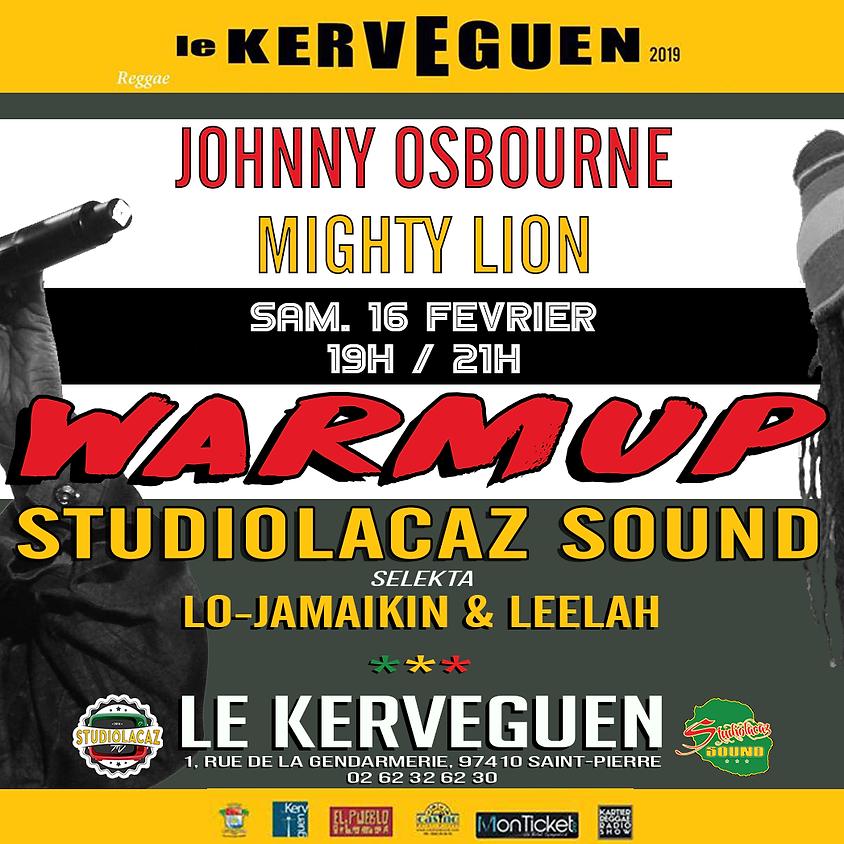 Johnny Osbourne / Mighty Lion & Shakals Band