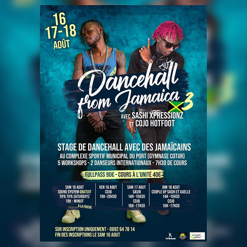 DANCEHALL from JAMAICA #3