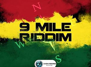 9 Mile Riddim 2019 Cahban Rekords.jpg
