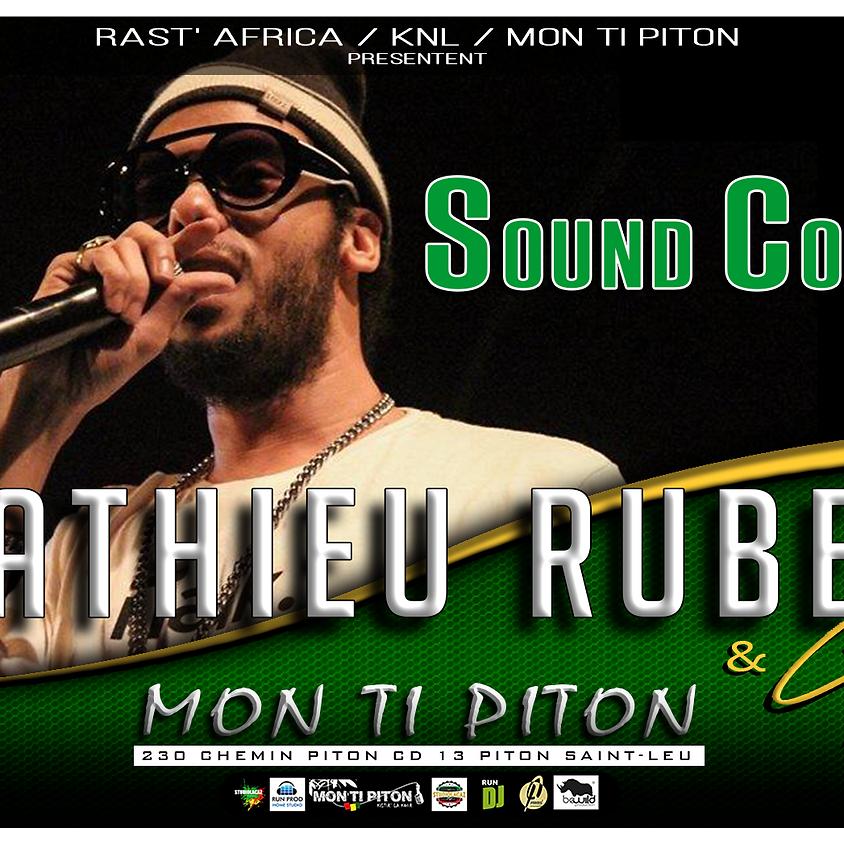 "Sound connection #9 ""MATHIEU RUBEN & GUEST"""