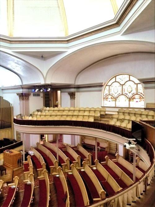 Guthrie Church