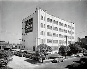 Cains Coffee Building