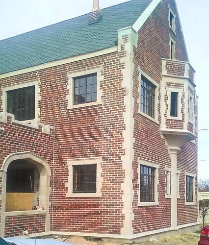 The Walcourt BuildingO