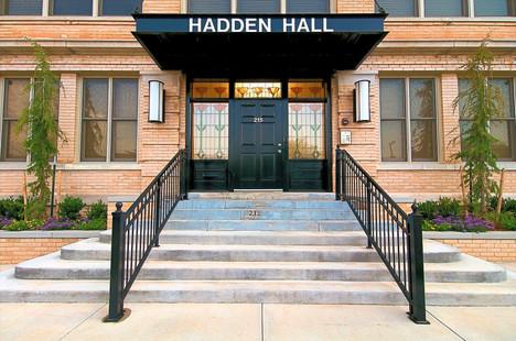 Hadden Hall