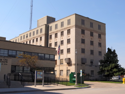 OKC Police Headquarters