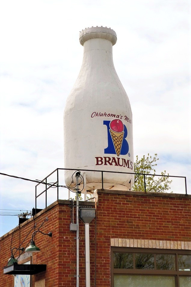 The Milk Bottle Grocery Store