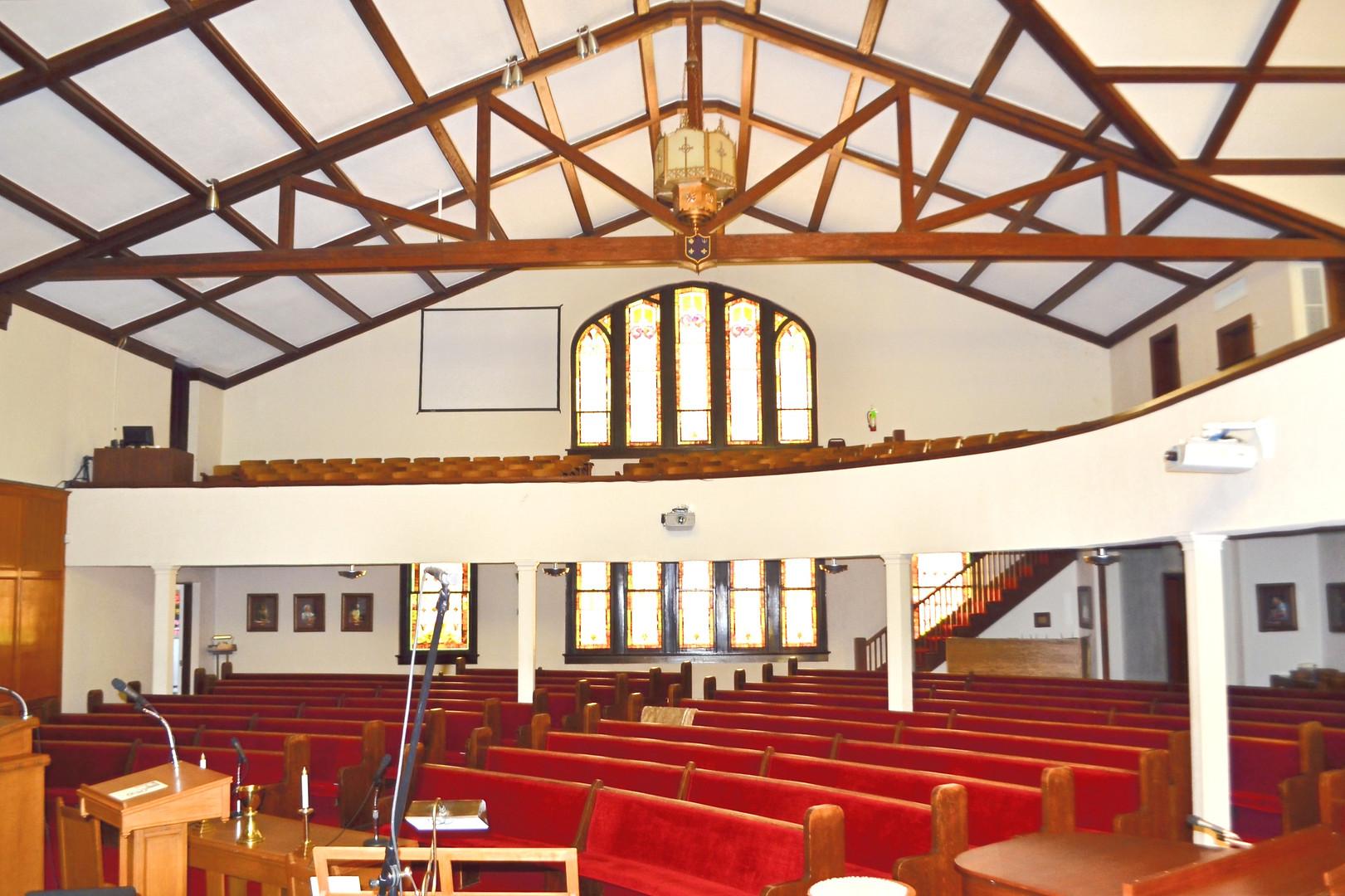First Christian Church