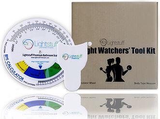 Lightstuff Weight Watch Tool Kit
