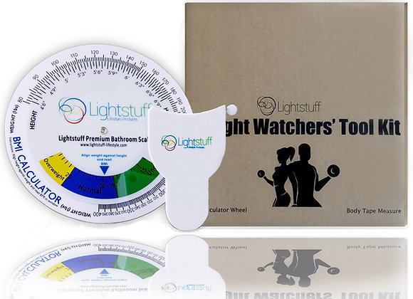 Lightstuff Weight Watch Tool Kit