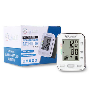Easy Digital Blood Pressure Monitor