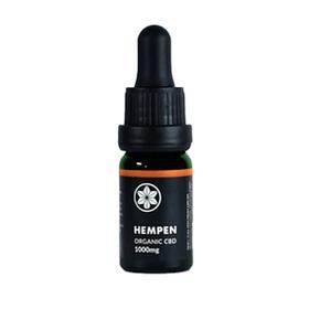 Hempen Refined Organic 1000mg CBD Oil Review