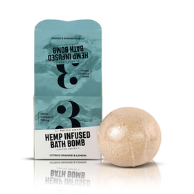 Patch Adams CBD Bath Bomb Review