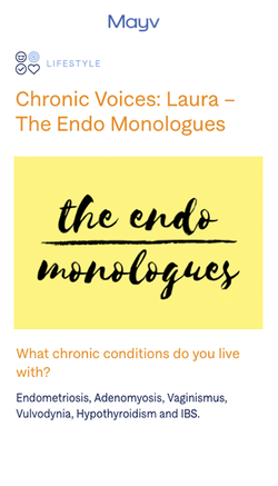 Chronic Voices: Laura – The Endo Monologues