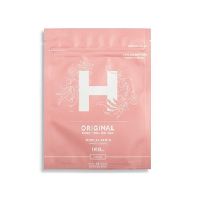 The Hempton Original 40mg CBD Patches Review