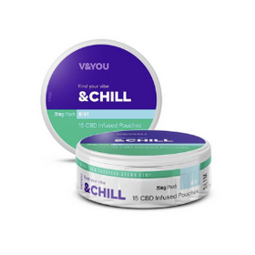 V&You &Chill CBD Pouches Review