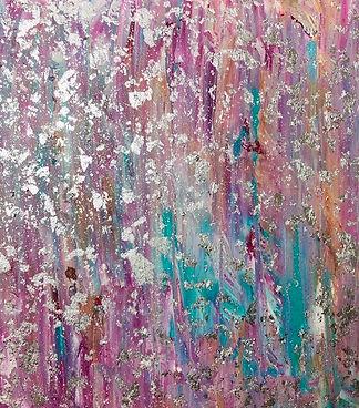 Lou wildish colour silver abstract.jpg