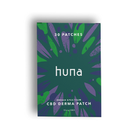 Huna CBD Derma Patches 15mg Review