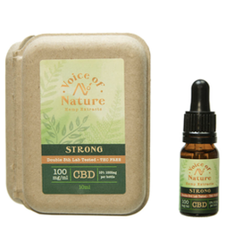 Voice of Nature Strong 10% CBD Oil Review