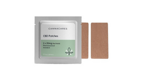 CannaCares 20mg CBD Patches Review