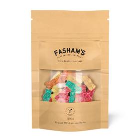 Fasham's CBD Vegan Gummy Bears