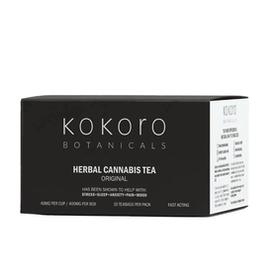 Kokoro Botanicals Herbal Cannabis Tea Review