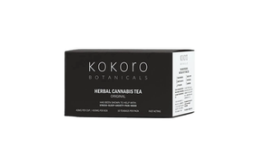 Kokoro Botanicals Herbal Cannabis Tea Review
