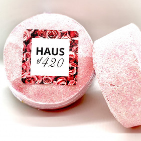 Haus Of 420 Moon Cycle Bath Bomb Review