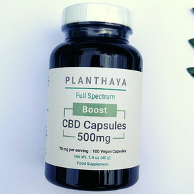 Planthaya Boost CBD Capsules Review
