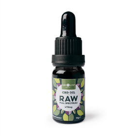 One Life Foods 5% Raw Oil Review