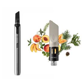 Infused Amphora Vista Vape Pen & MEND Cartridge Review