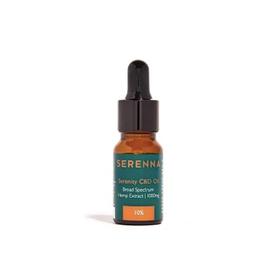Serenna Serenity 10% CBD Oil Review