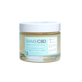 Shake CBD 1200mg CBD Muscle Rub Review