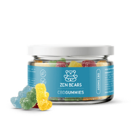 ZenBears CBD Gummies Review