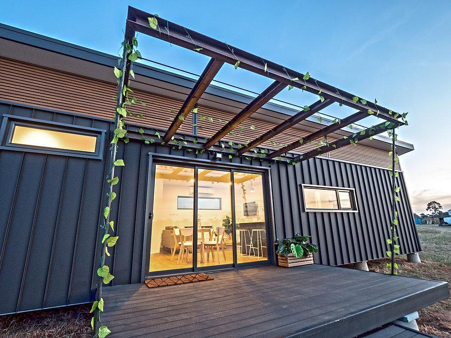 jmb modular builder shepparton nautic home display design prefab construction
