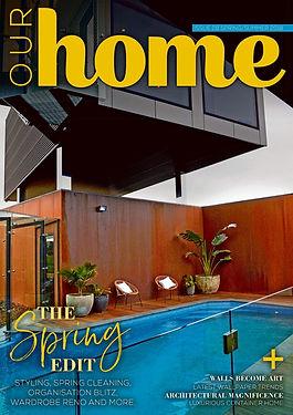 jmb modular builder our home magazine shepp news front cover innovative design pool