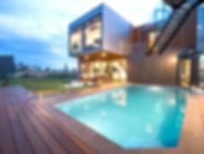 jmb modular builder kialla shepparton famly home architecture architectural design family home prefab off site construction innovative modern unique pool award