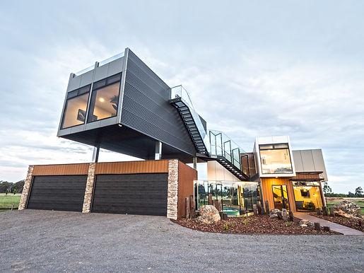 jmb modular builder victoria kialla shipping container home innovative design prefab construction