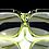Thumbnail: 1970s Green Plastic Sun Glasses