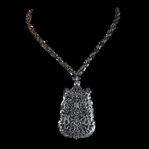Large Pendant Necklace