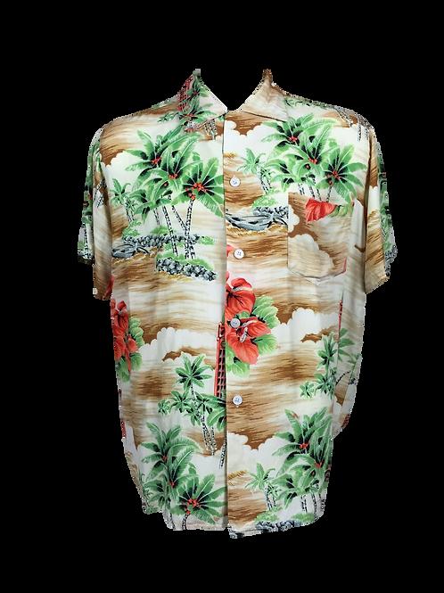 1970s Hawaiian Shirt